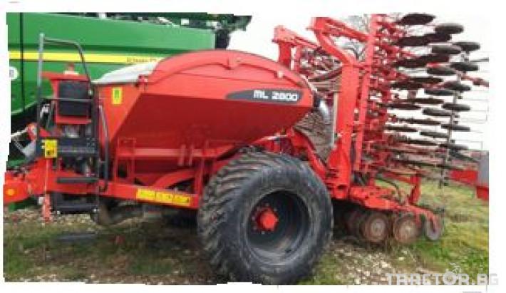 Сеялки Сеялка Kuhn ML 2800 0 - Трактор БГ
