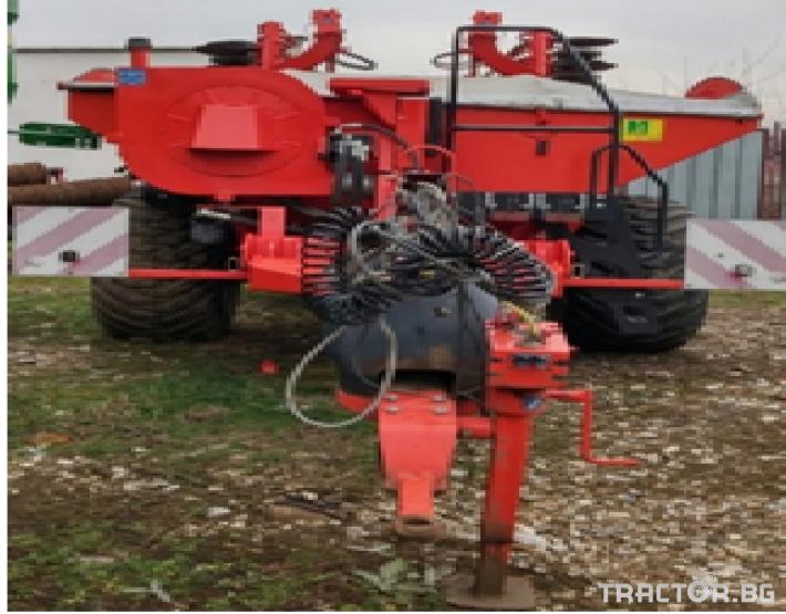Сеялки Сеялка Kuhn ML 2800 1 - Трактор БГ