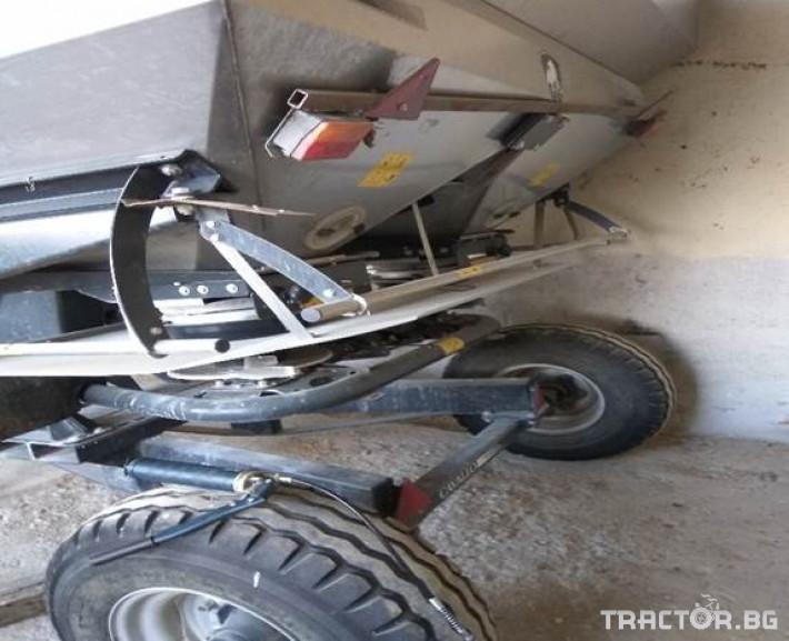 Торачки Cavallo Тороразпръсквачка Zeus 24 1 - Трактор БГ