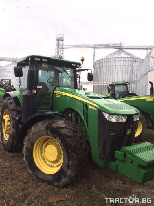 Трактори John-Deere 8310R 0 - Трактор БГ