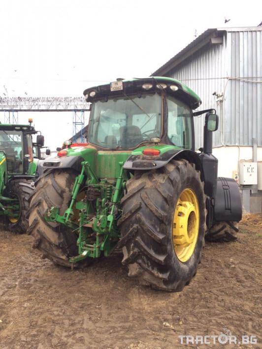 Трактори John-Deere 8310R 1 - Трактор БГ