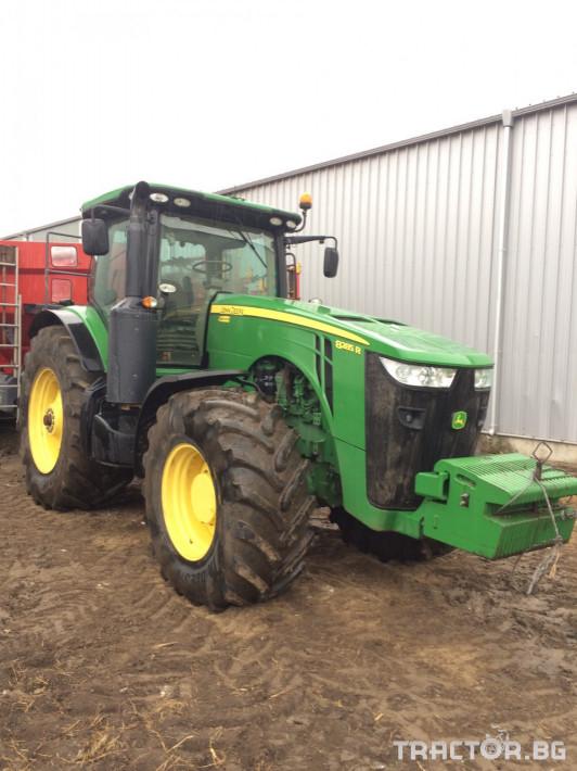 Трактори John-Deere 8285R 0