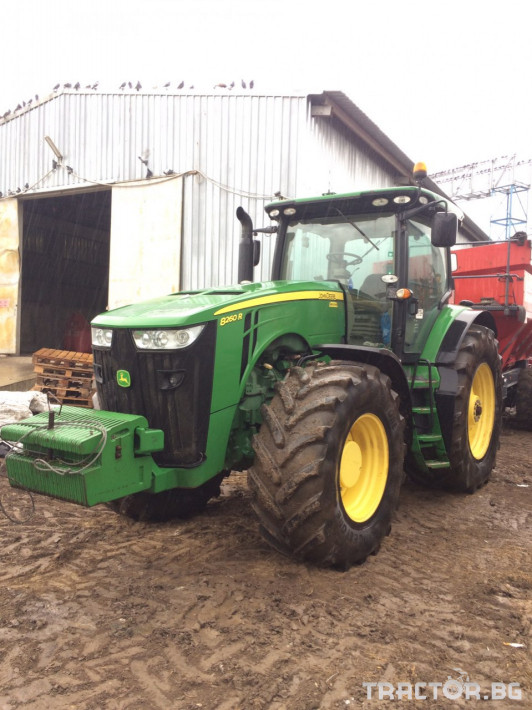 Трактори John-Deere 8285R 1