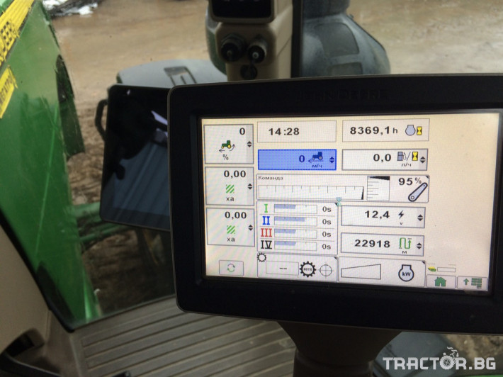 Трактори John-Deere 8285R 10
