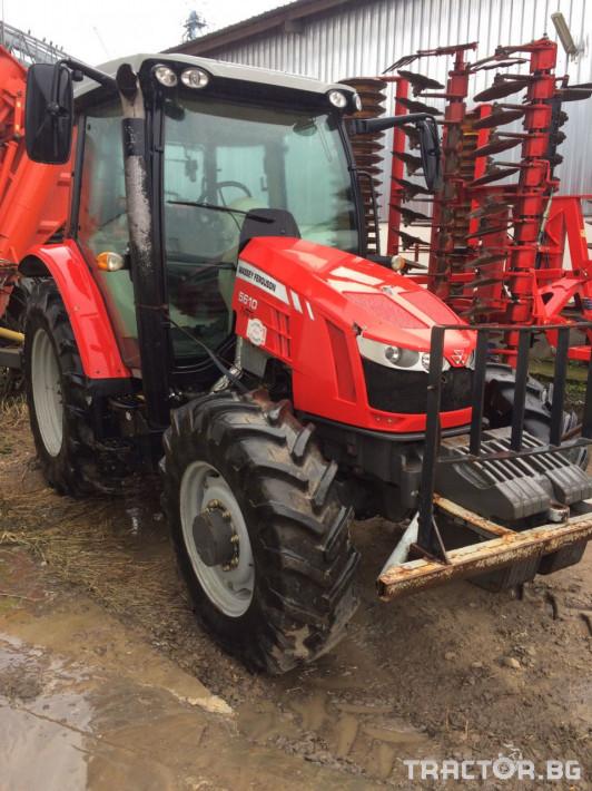 Трактори Massey Ferguson MF5610 DYNA4 0