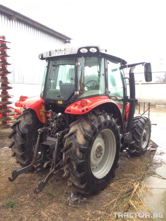 Трактори Massey Ferguson MF5610 DYNA4 3
