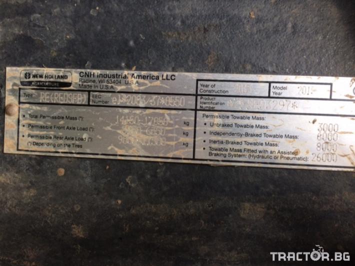 Трактори New-Holland T8.380 6