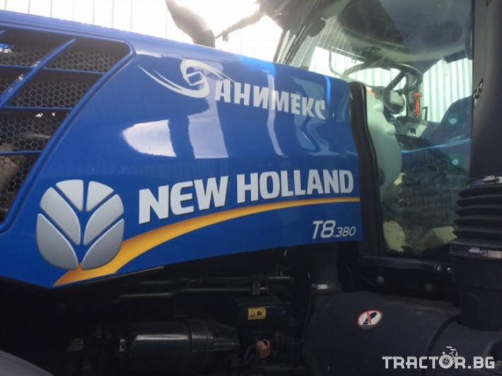 Трактори New-Holland T8.380 7