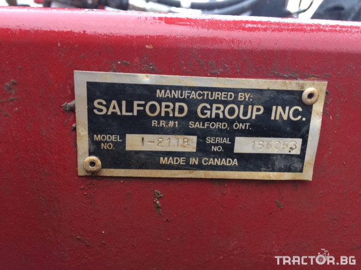Култиватори Култиватор Salford I-2118 4 - Трактор БГ