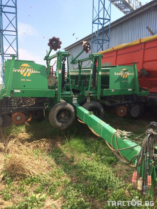 Сеялки Great Plains 2S 2600-5206 3 - Трактор БГ