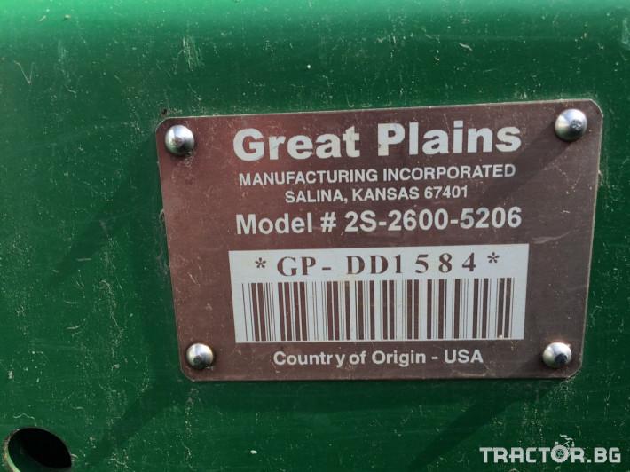 Сеялки Great Plains 2S 2600-5206 4 - Трактор БГ