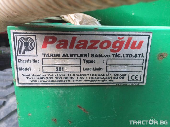 Ремаркета и цистерни Palazoglu 1