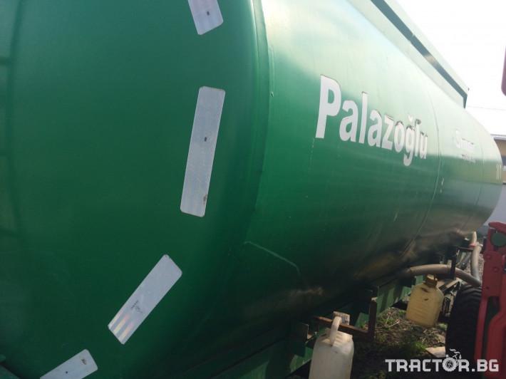 Ремаркета и цистерни Palazoglu 4