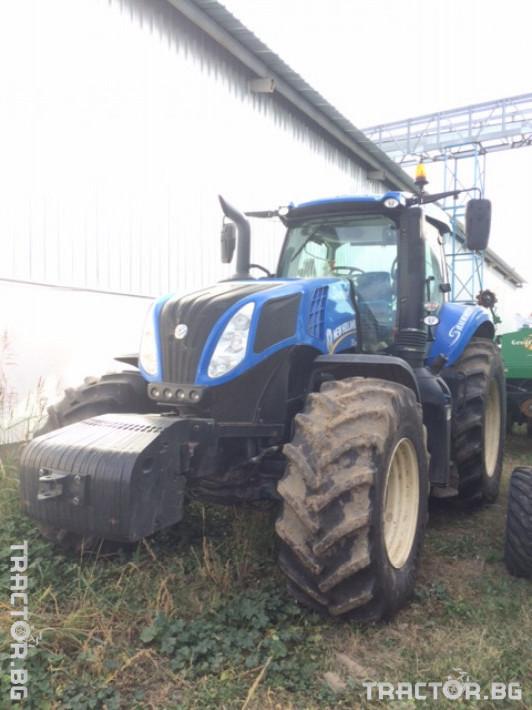 Трактори New-Holland T8.380 0