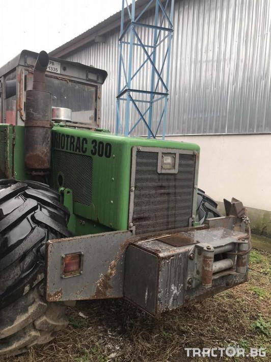 Техника за почистване Plaisance Variotrac 300 3 - Трактор БГ